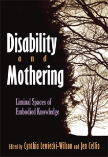 disability and mothering cover