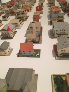 model buildings of Peter Fritz